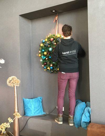 Kerstdecorateur