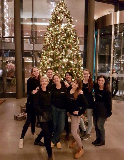 Team Kerststylisten