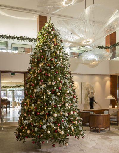 grote Kerstboom 4 meter hoog