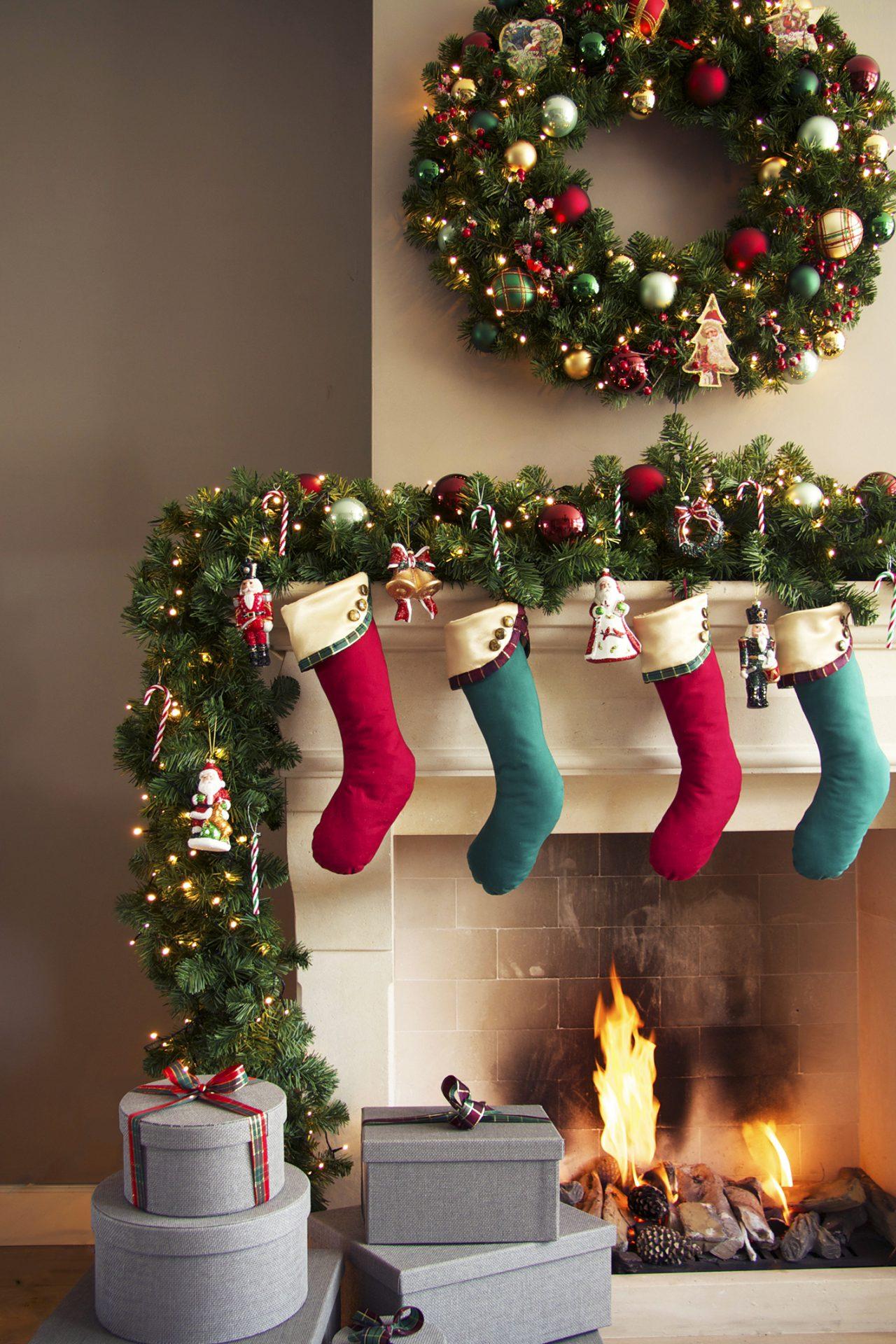 AmericanChristmas kerstdecoraties