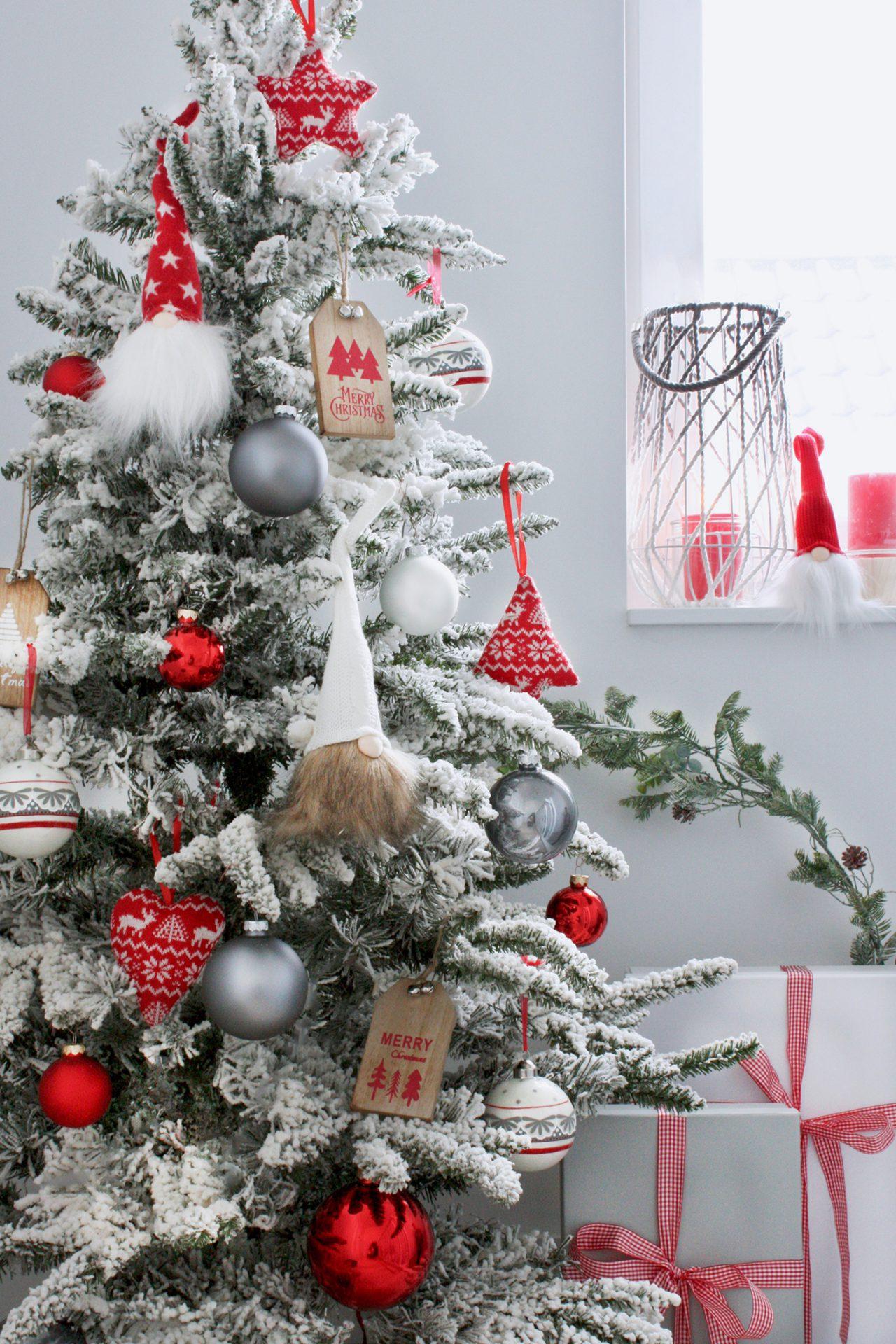 Dansk Jul stijlconcept kerstdecoratie