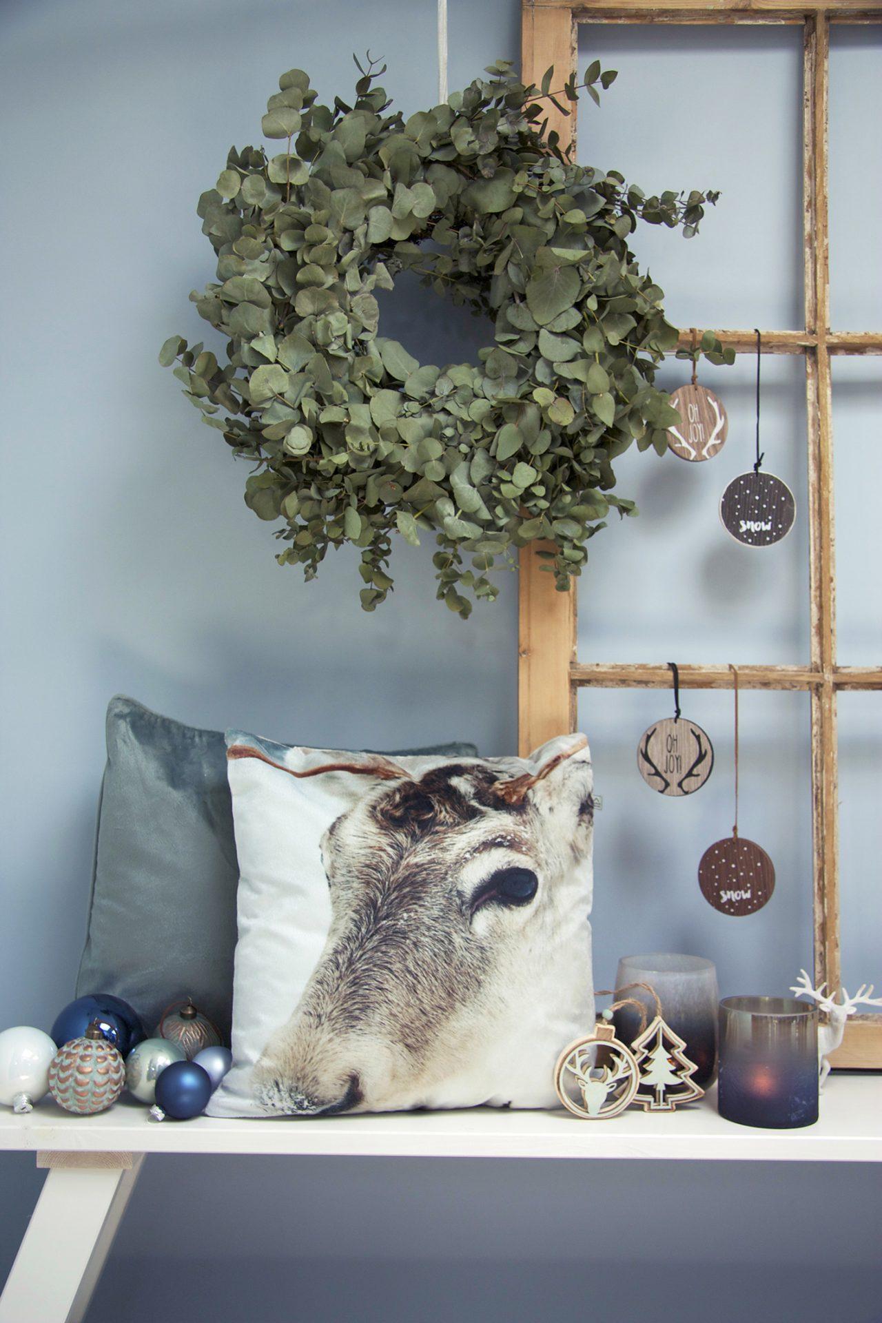 HazyWinter kerstdecoraties verhuur
