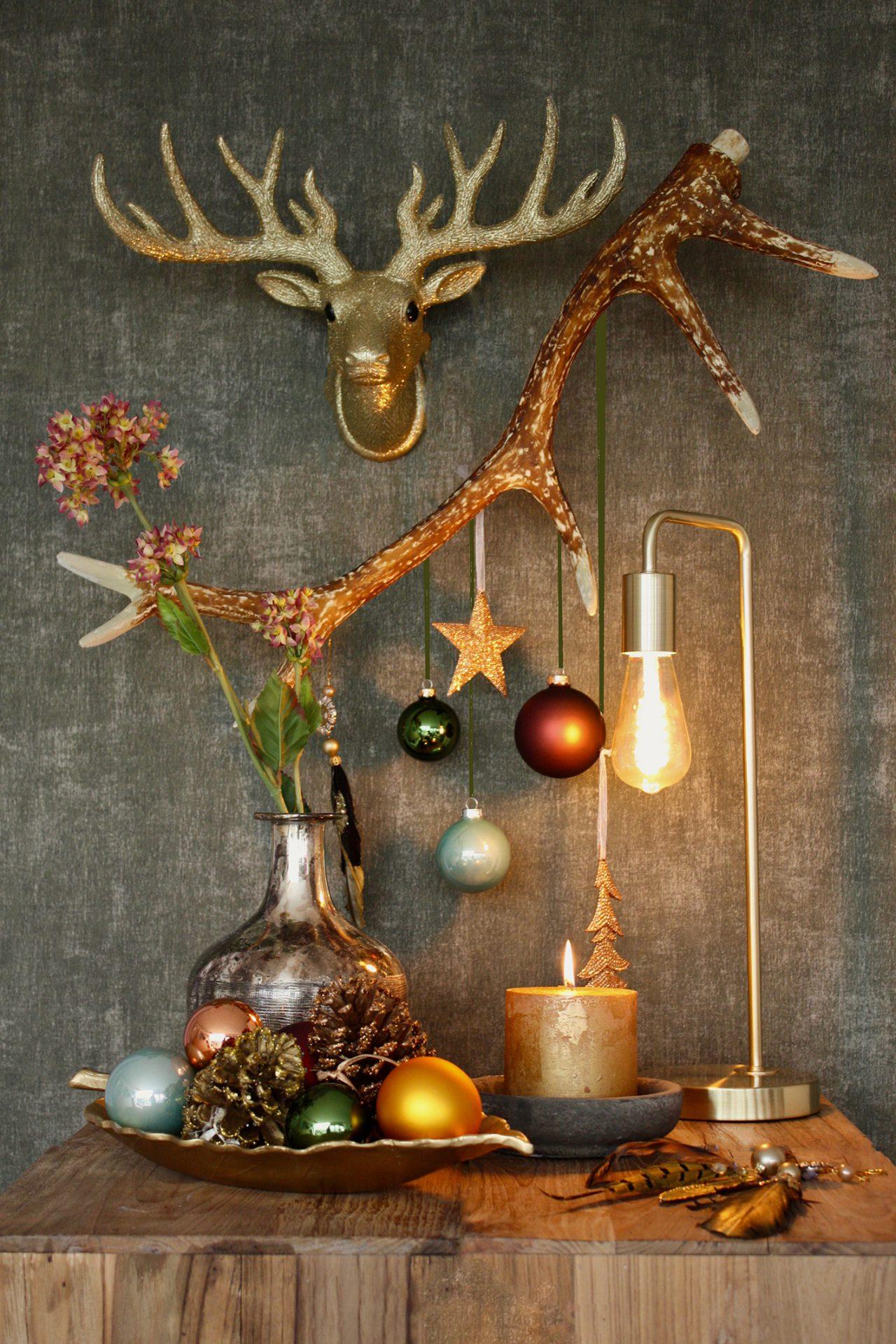 Warm & Cosy stijlconcept kerstdecoratie