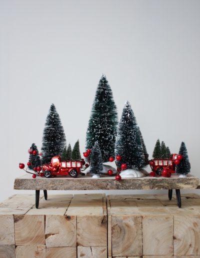 Dansk Jul kerststuk