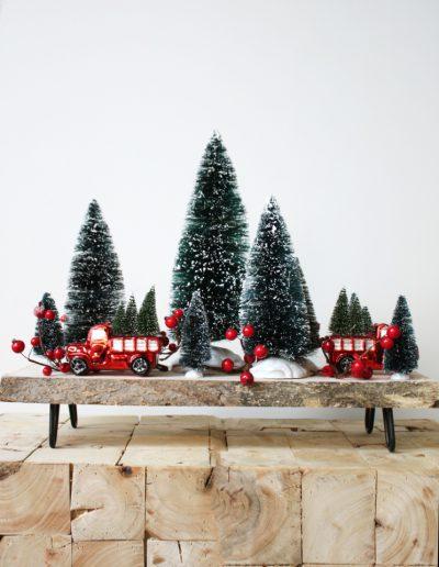Dansk Jul kerststyling