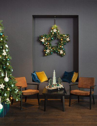 Kerst in Stijl kerstaankleding hotels