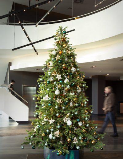 Kerst in Stijl kerstsfeer van der Valk hotel Veenendaal