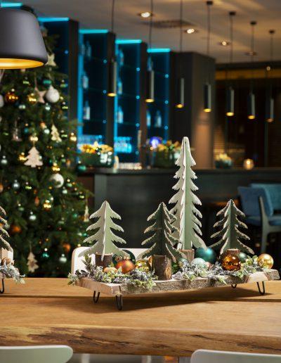 Kerst in Stijl verhuur kersdecoraties