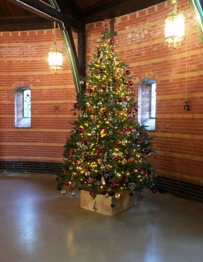 Kerstboom verhuur