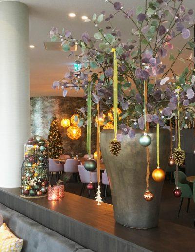 Kerstsfeer Hotel van der Valk