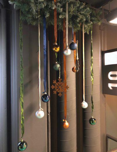 Kerst in Stijl kersdecoratie