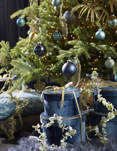 Kerst in Stijl kerstboom decoratiegroep