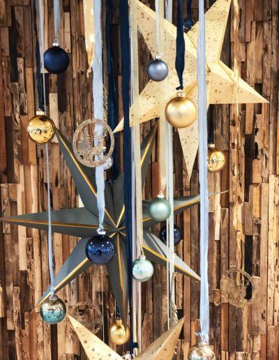 Kerst in Stijl linten kerstdecoratie