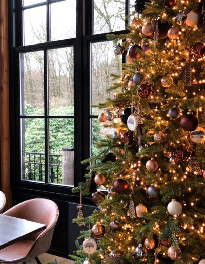 Easy Coffee kerstboom